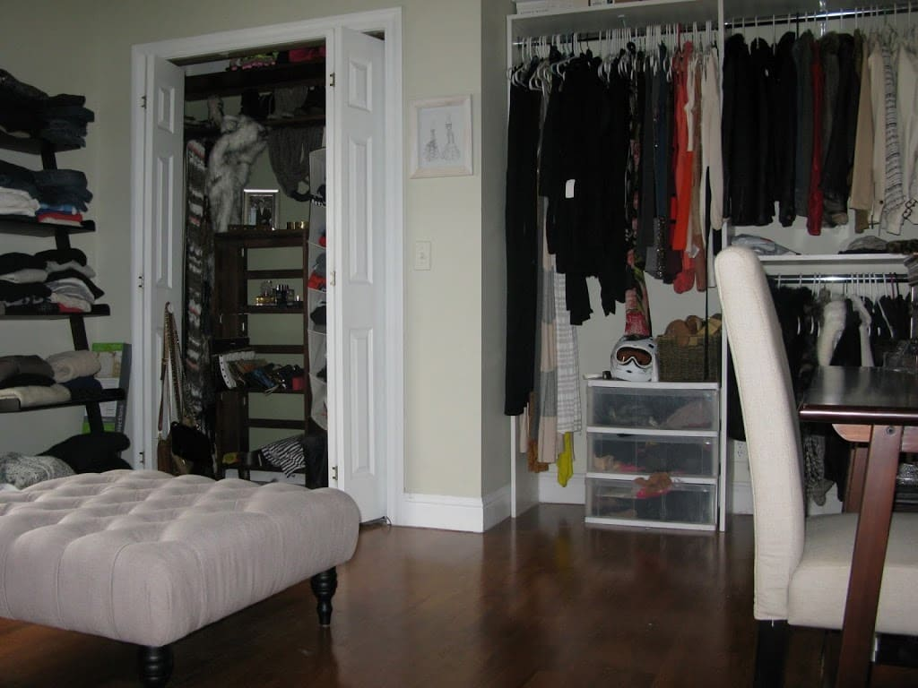 Simphome.com turning a spare bedroom into a dressing room regarding turning a bedroom into a closet ideas