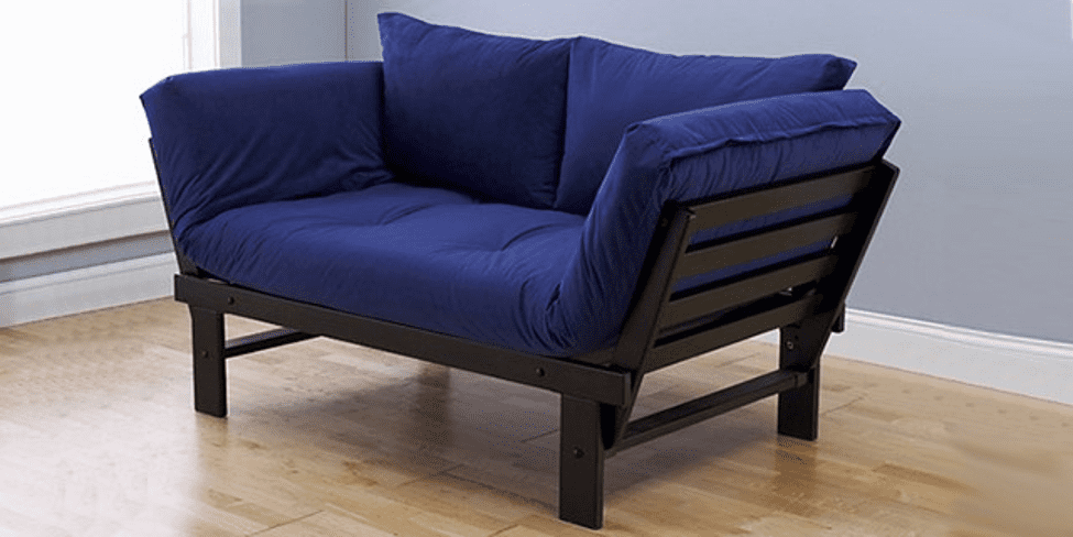 10 Gorgeous Small Futon Ideas for Small Space or Bedroom ...