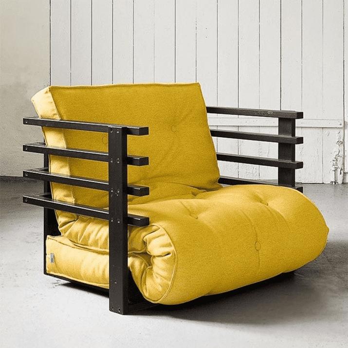 2.Simphome.com Futon to an Armchair