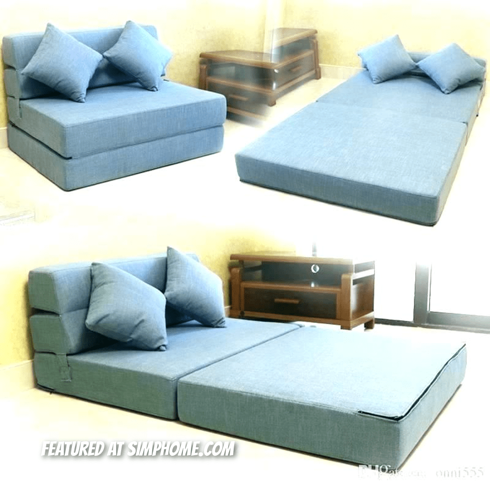 3.Simphome.com Foldable Low Level Sofa