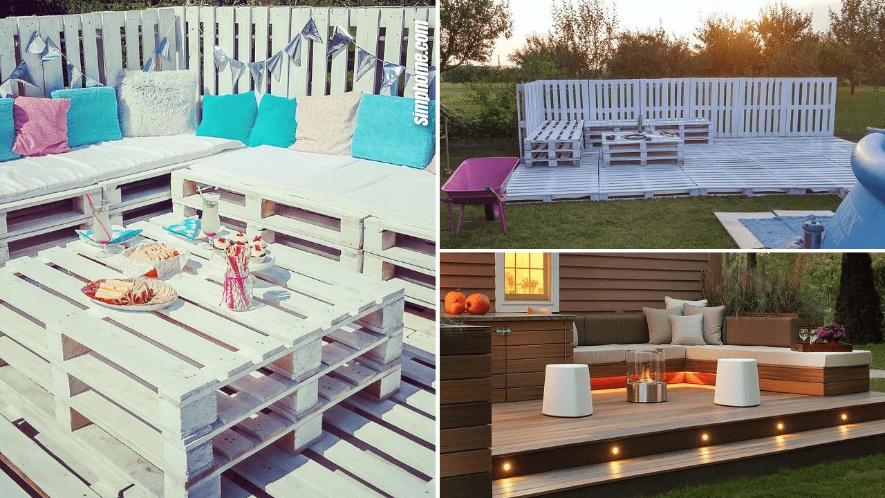 10 Simple Backyard Deck Ideas - Simphome on Simple Back Deck Ideas id=16970