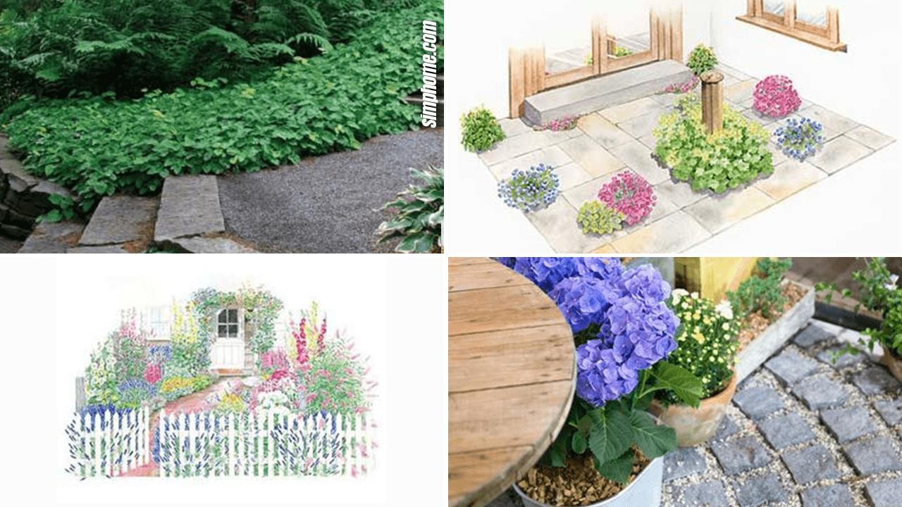 Simphome.com 10 Garden Design Plans featured image