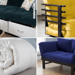 Simphome.com 10 Small Futon Ideas for Small Space or Bedroom Featured