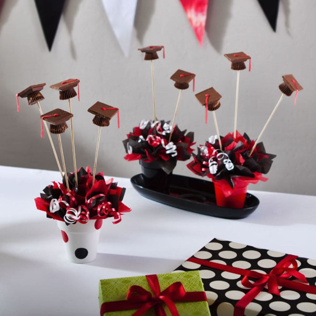 Simphome.com graduation cake table decorations in sterling graduation decorating pertaining to graduation centerpieces for tables