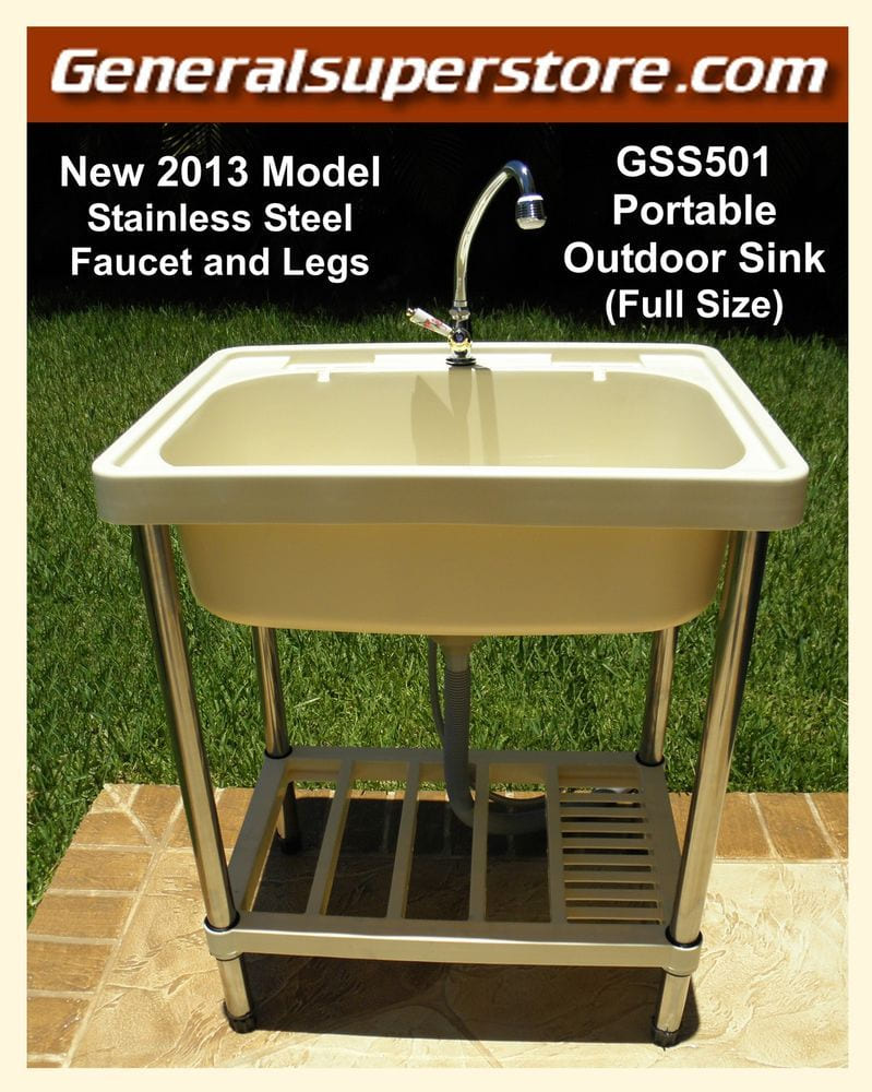 10 Diy Garden Sink And Project Ideas Simphome