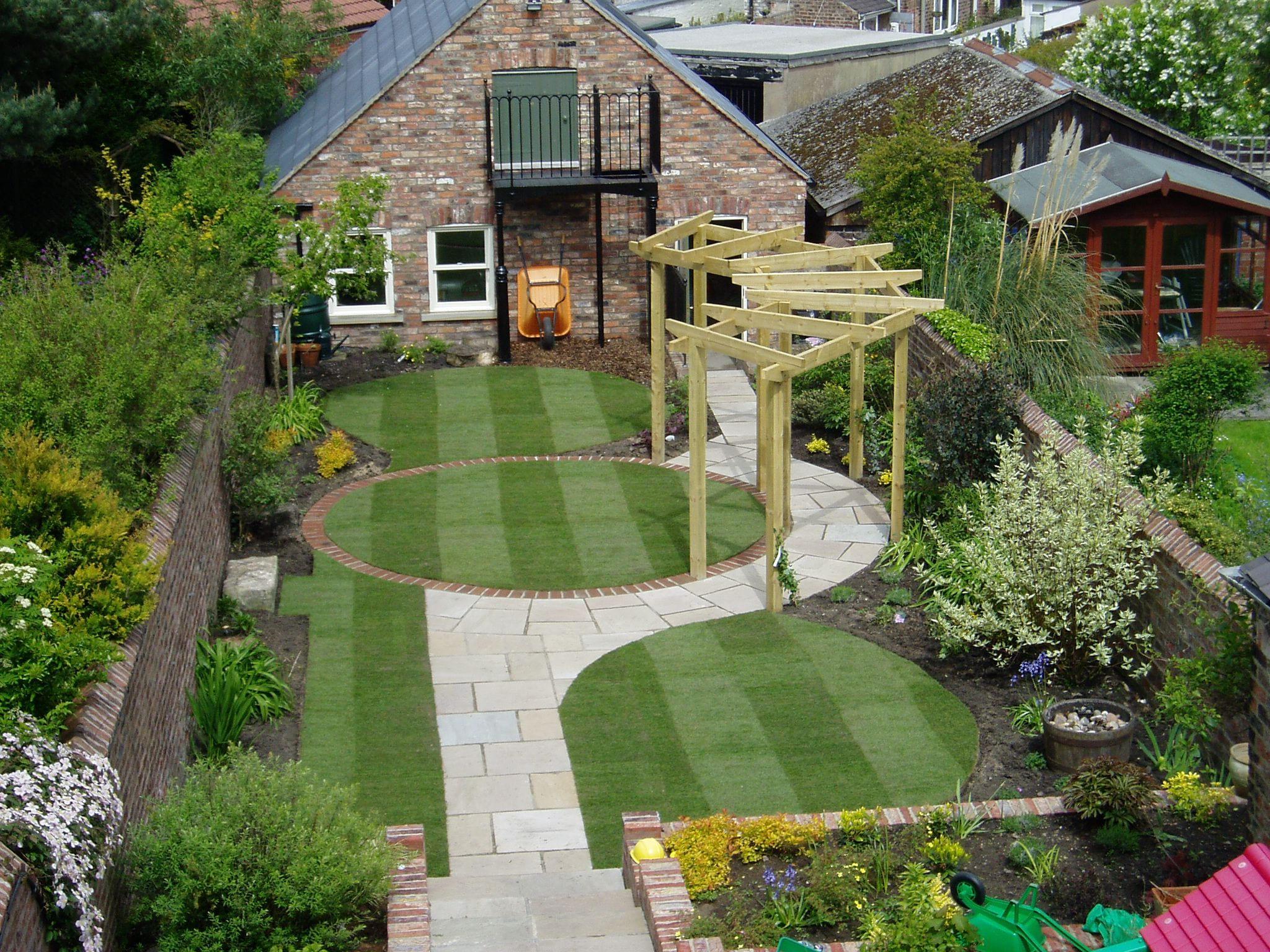 Simphome.com modern garden design ideas to try in 2020 2021 2022