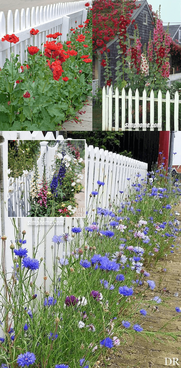 10.Simphome.com Create Sidewalk Garden