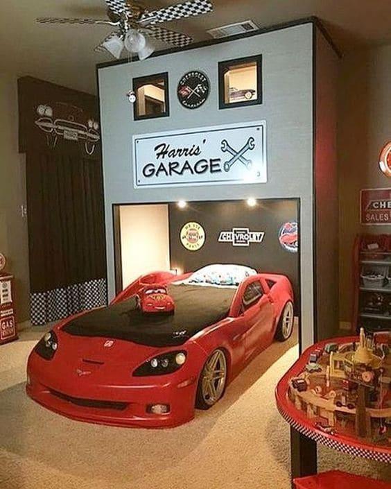 3.Simphome.com Dreamy Racing Car