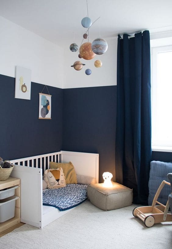 8.Simphome.com Modern Toddler Bedroom 2