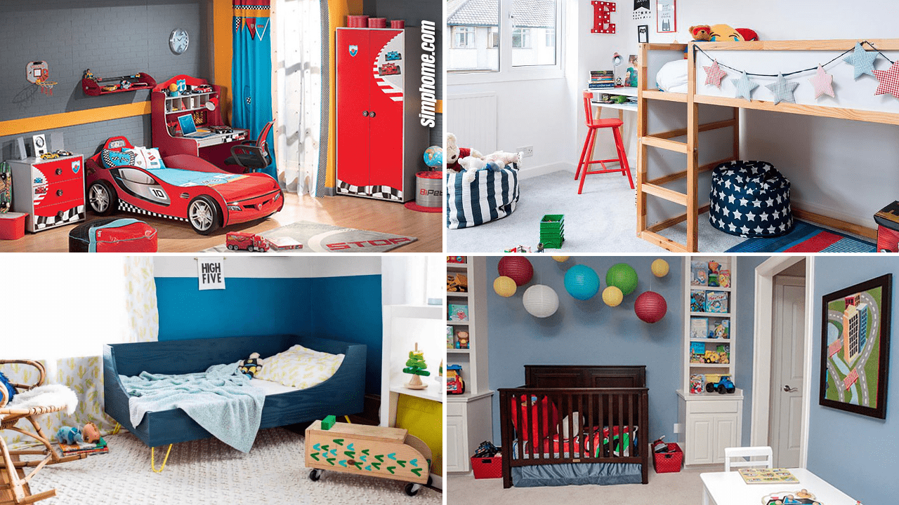 Simphome.com 10 Bedroom Toddler Ideas