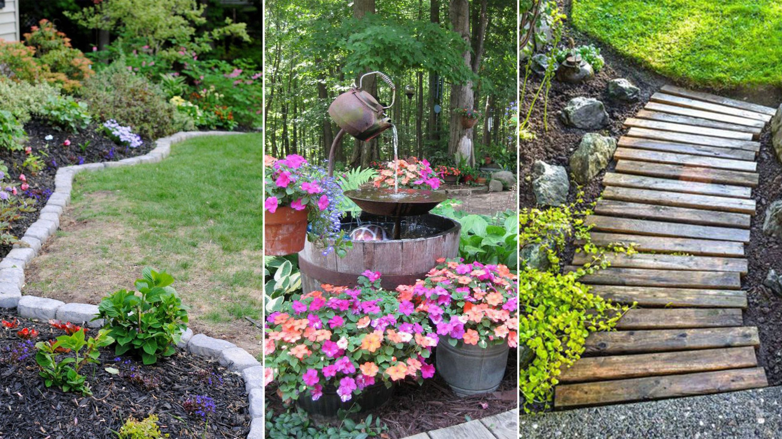 Simphome.com cheap landscaping ideas budget friendly landscape tips for with regard to gardening ideas for front yard