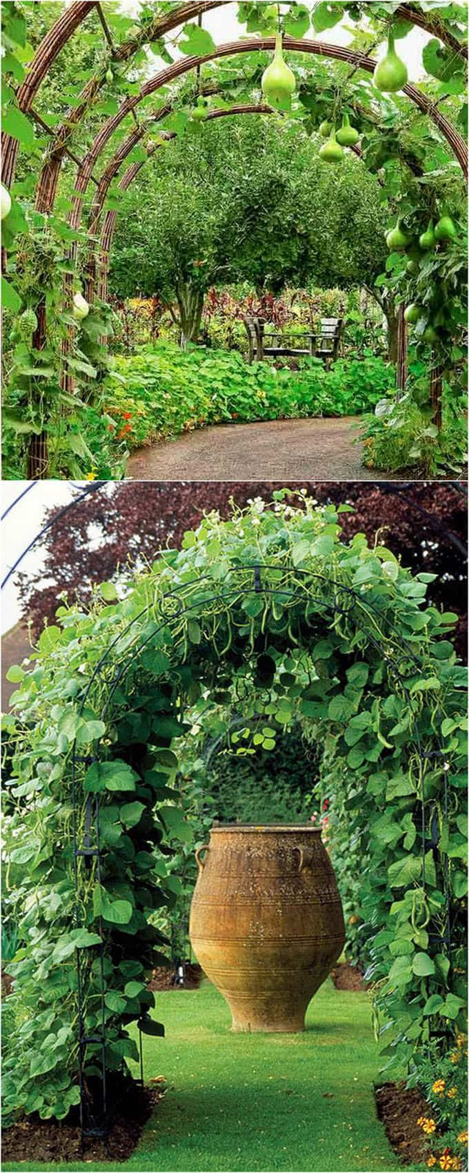 Simphome.com easy diy garden trellis ideas vertical growing structures a intended for 2020 2021 2022