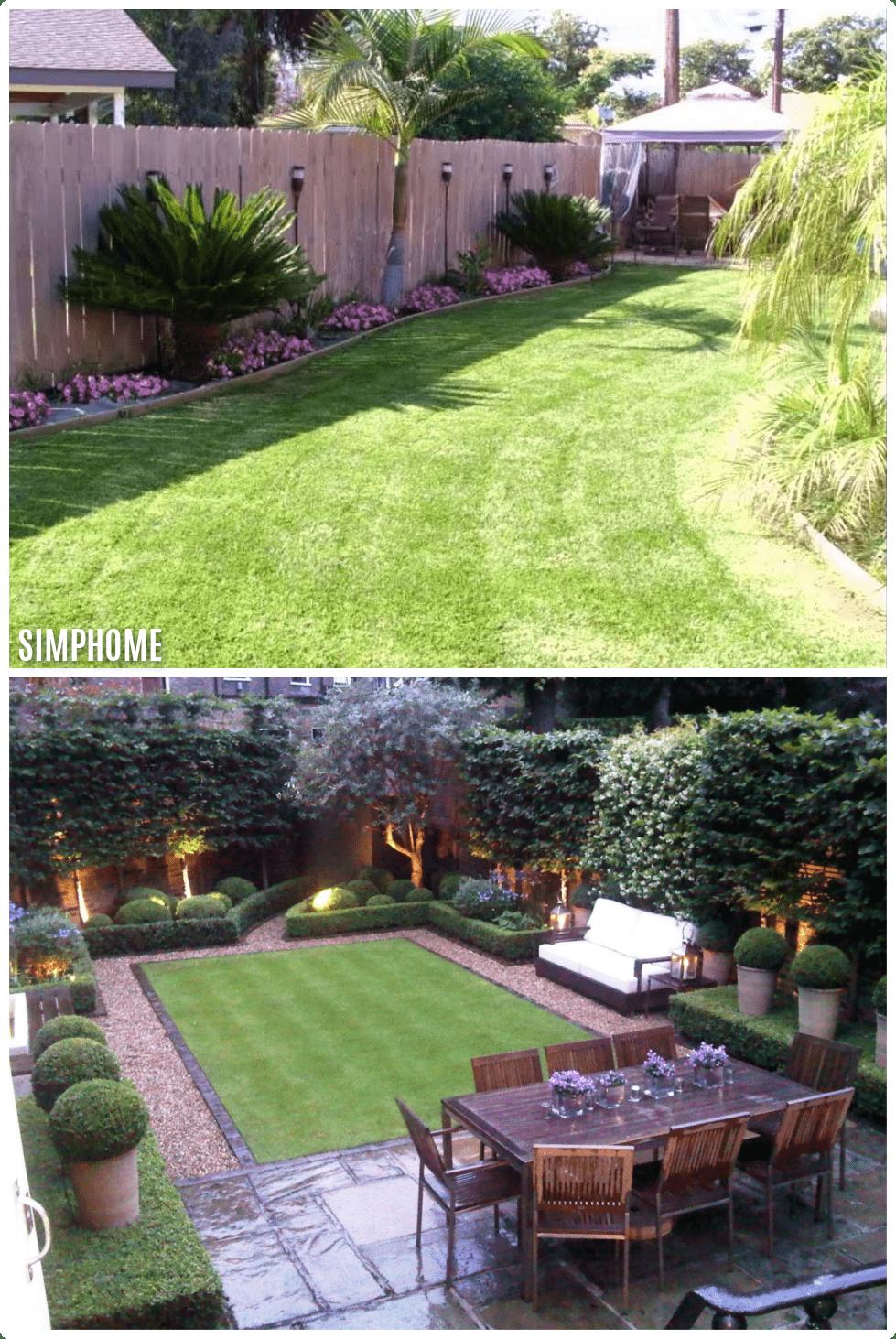 Simphome.com laurens garden inspiration small yard idea 2020 2021 2022