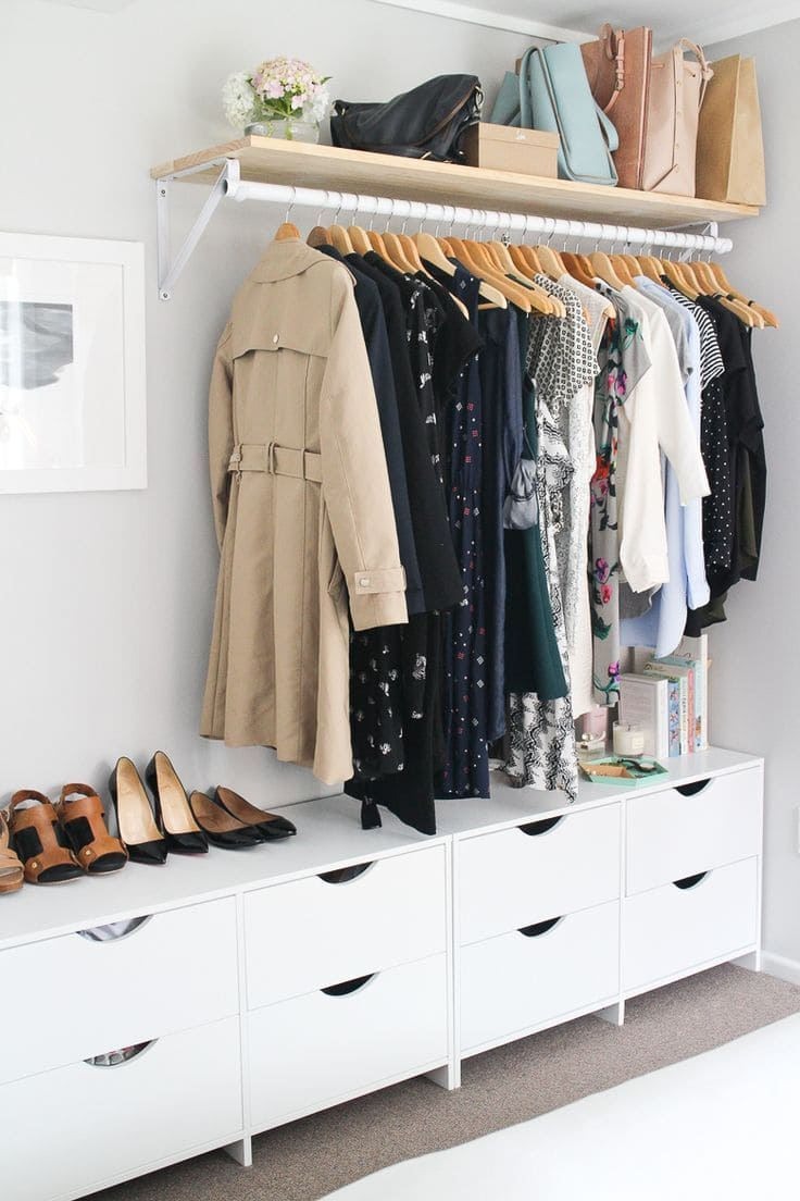 Simphome.com on bedroom apartments ideas with clothes storage makeover in 2020 2021 and beyond