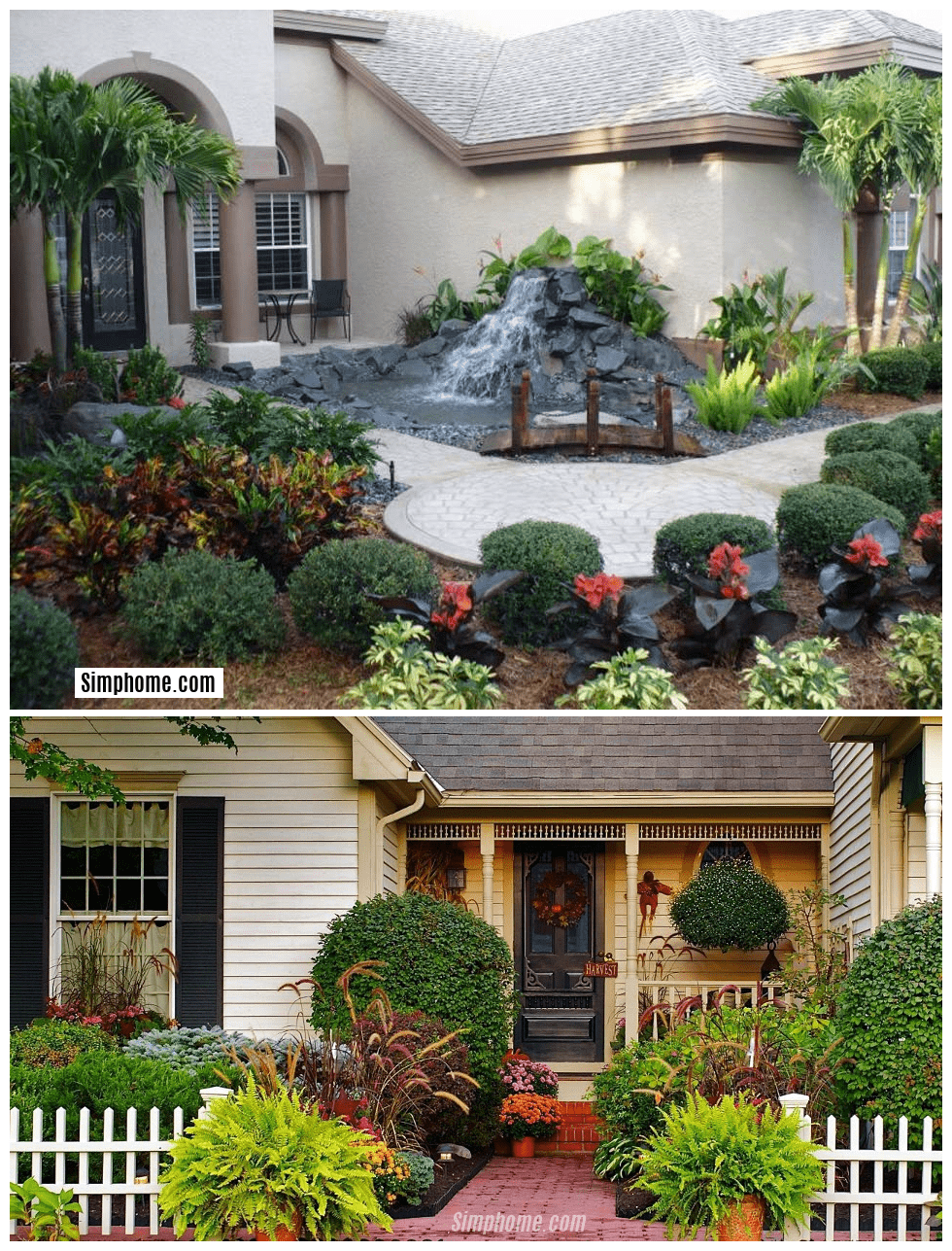 Simphome.com small front yard landscaping ideas from youtube inside gardening ideas for front yard.jpg