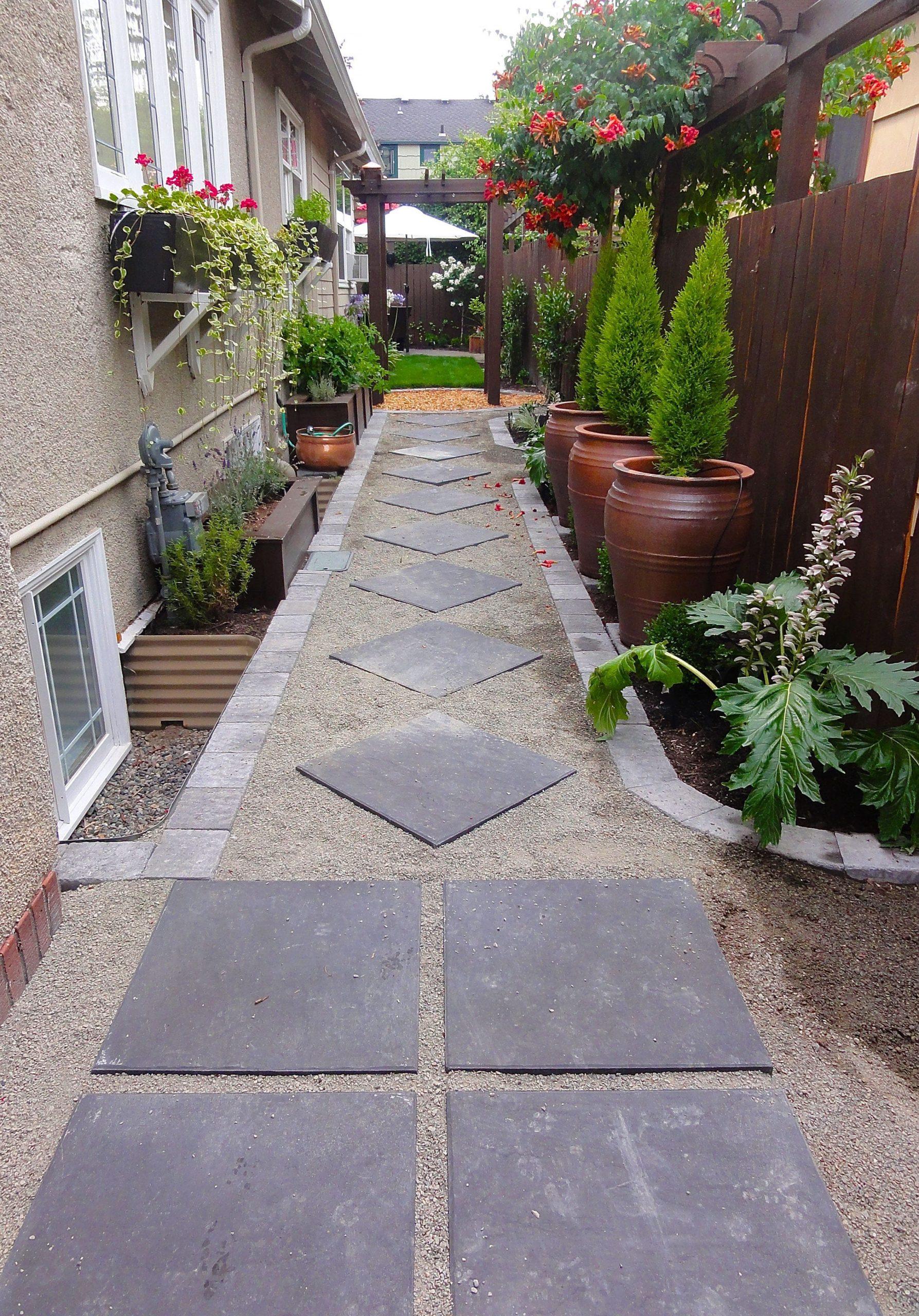 Simphome.com top 10 incredible small garden for small backyard ideas narrow