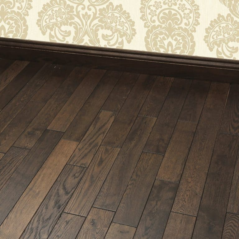 2.Simphome.com Dark Oak Flooring