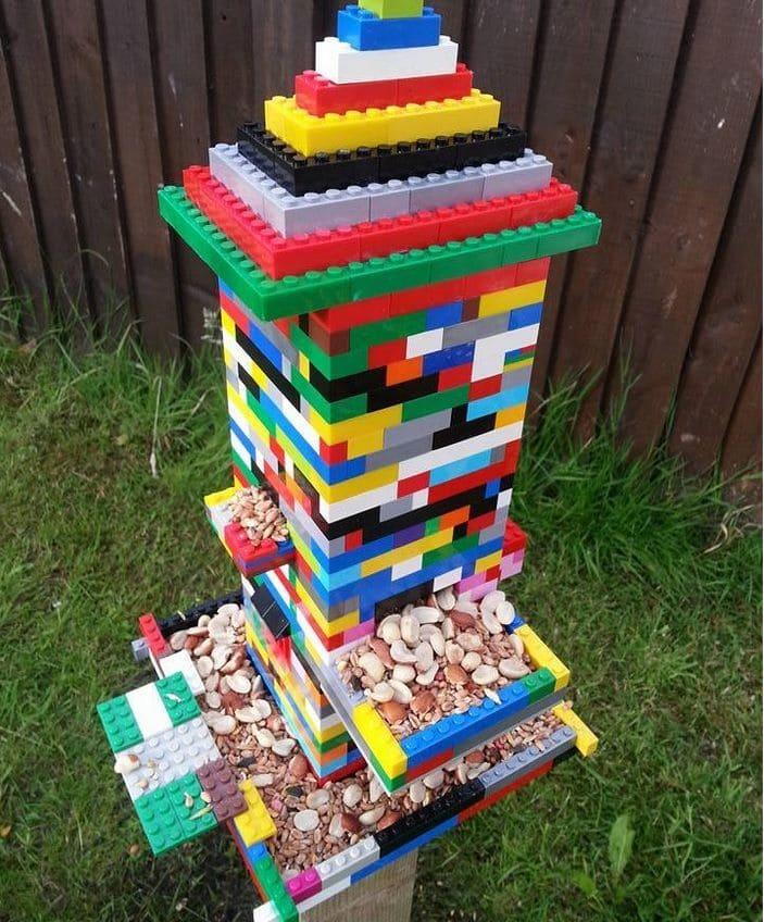 2.Simphome.com Lego Bird Feeder 2