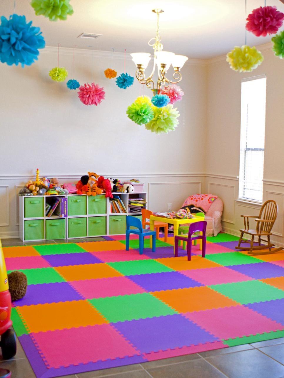 5.Simphome.com Kids' Bedroom Flooring Project Idea