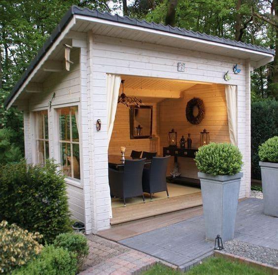 5.Simphome.com Modern Gardening Shed Project idea 2