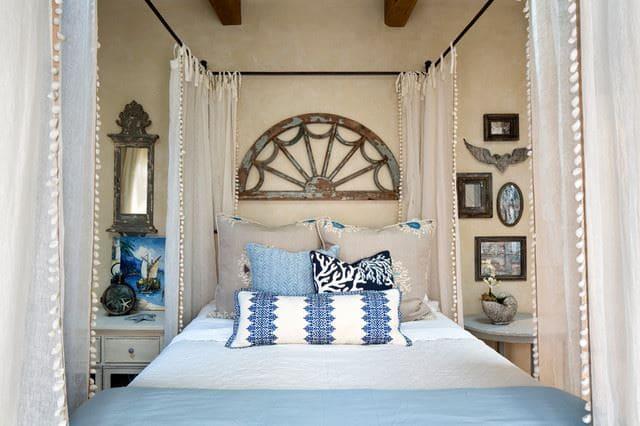 6.Simphome.com Boho Beachy Bedroom