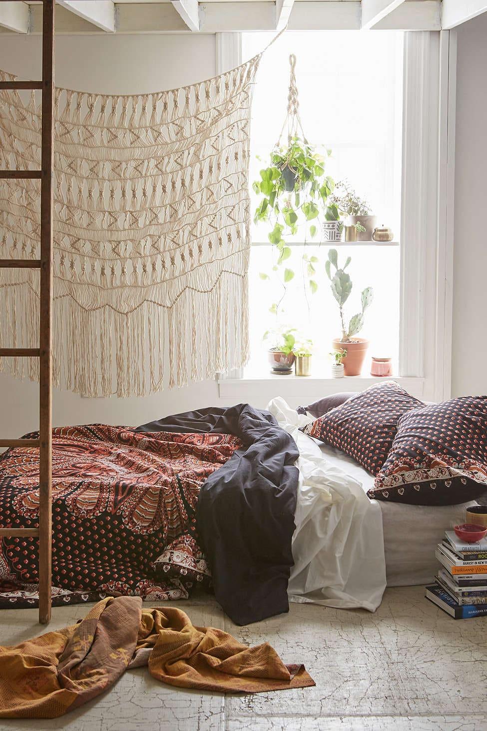 8.Simphome.com Add Macramé Tapestry