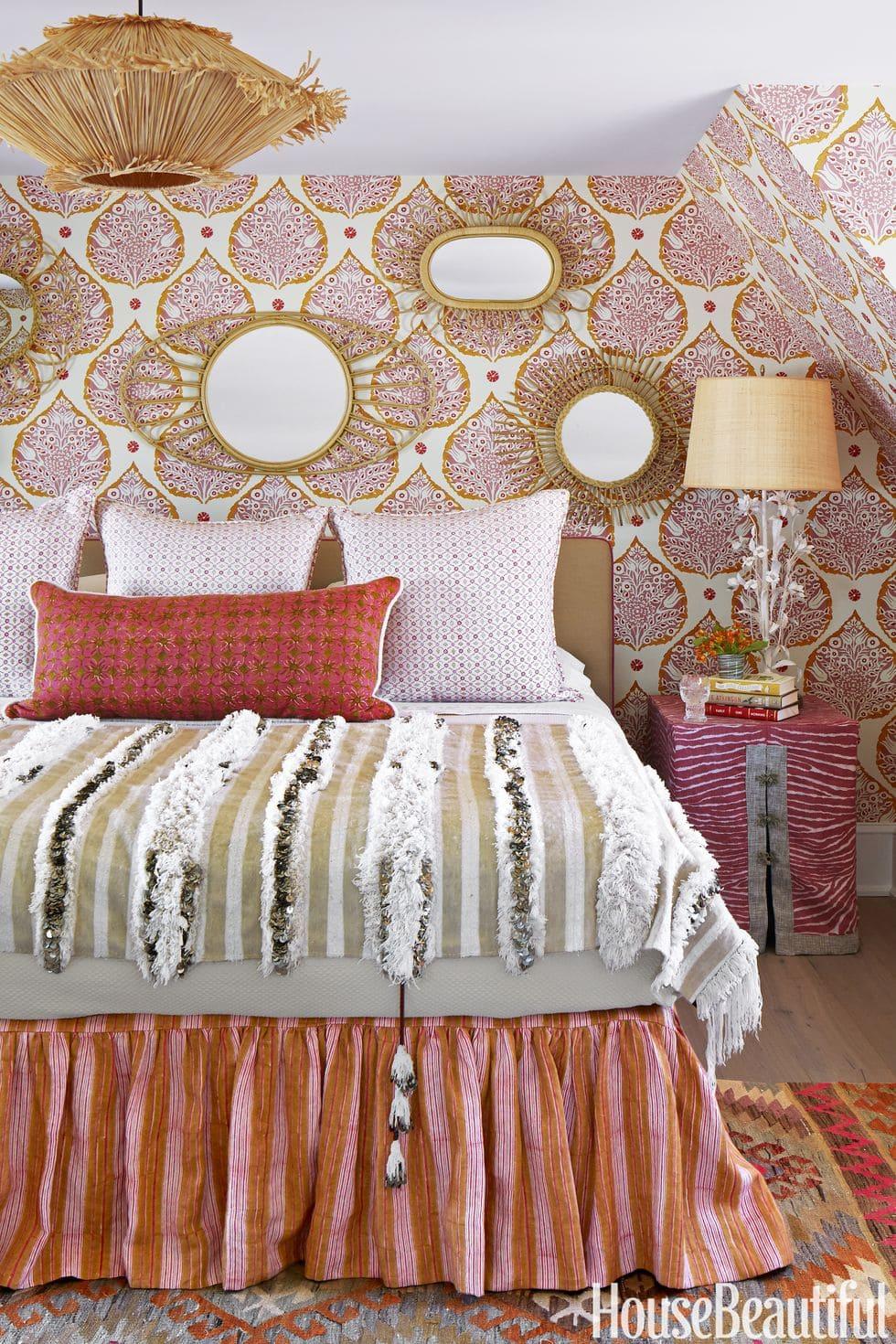 9.Simphome.com A Boho Bedroom for Her décor idea