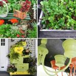 Simphome.com 10 Recycled Planter Ideas for your Garden