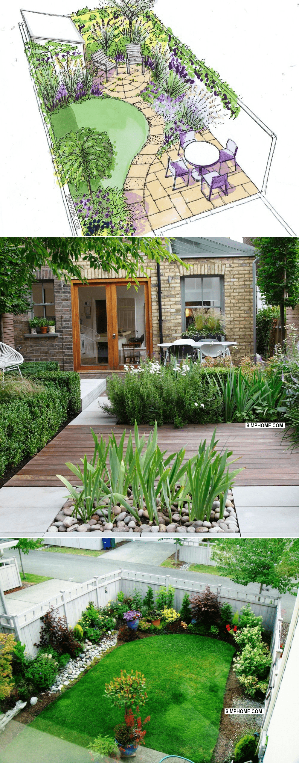 Simphome.com Small garden plans for all garden owners for 2020 2021 2022