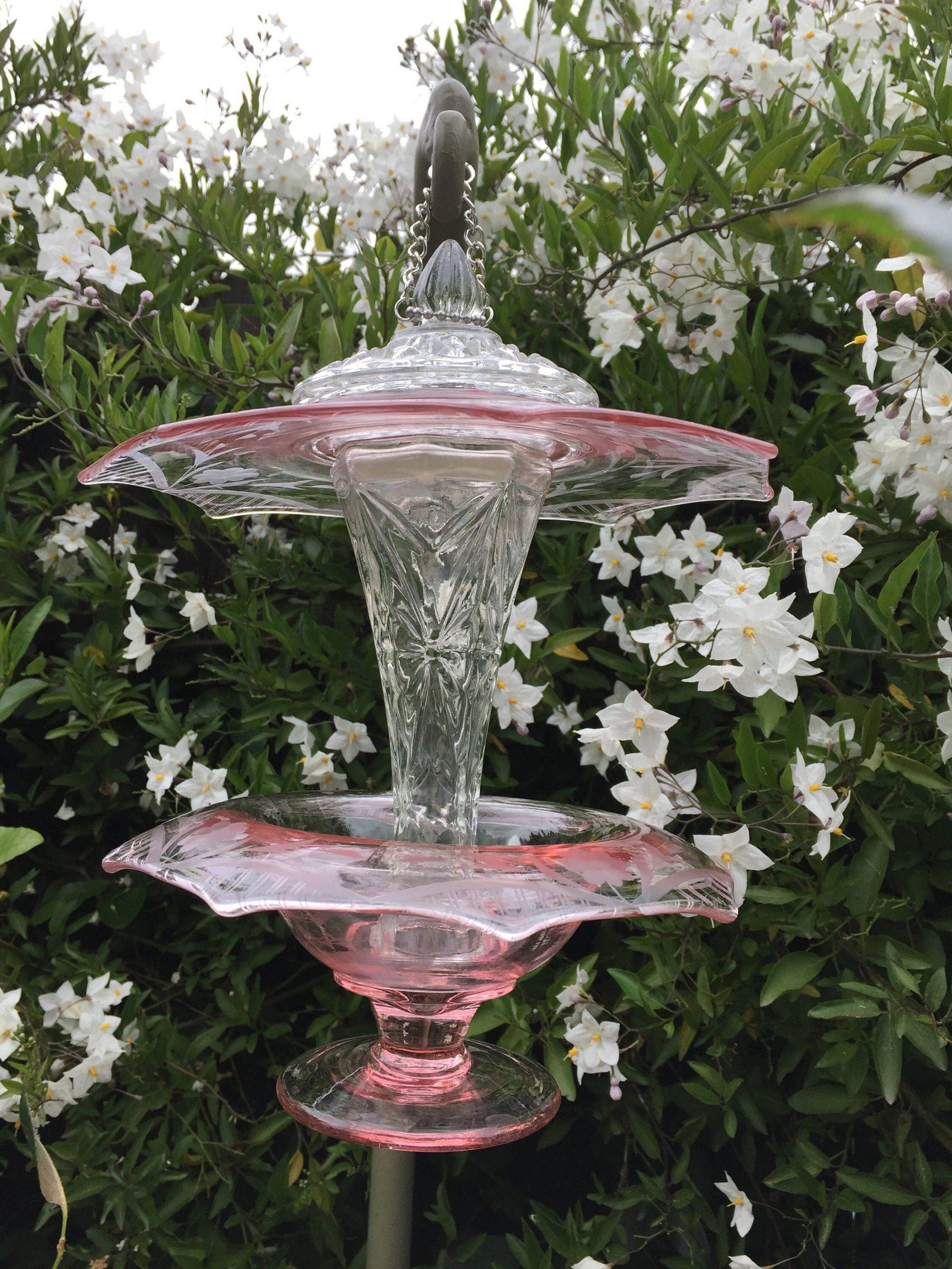 Simphome.com bird feeder vintage garden decor garden ideas vintage garden in 2020 2021