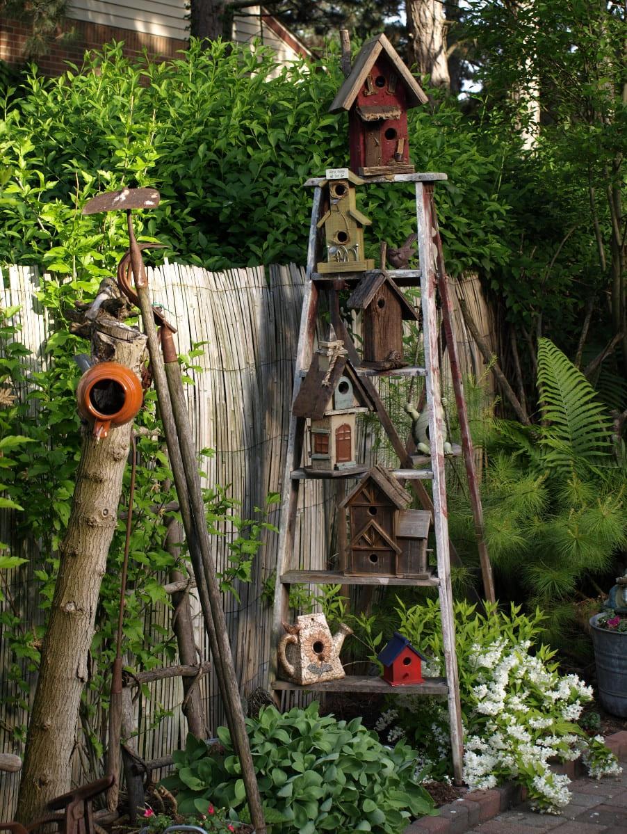 Simphome.com craftionary throughout bird garden ideas