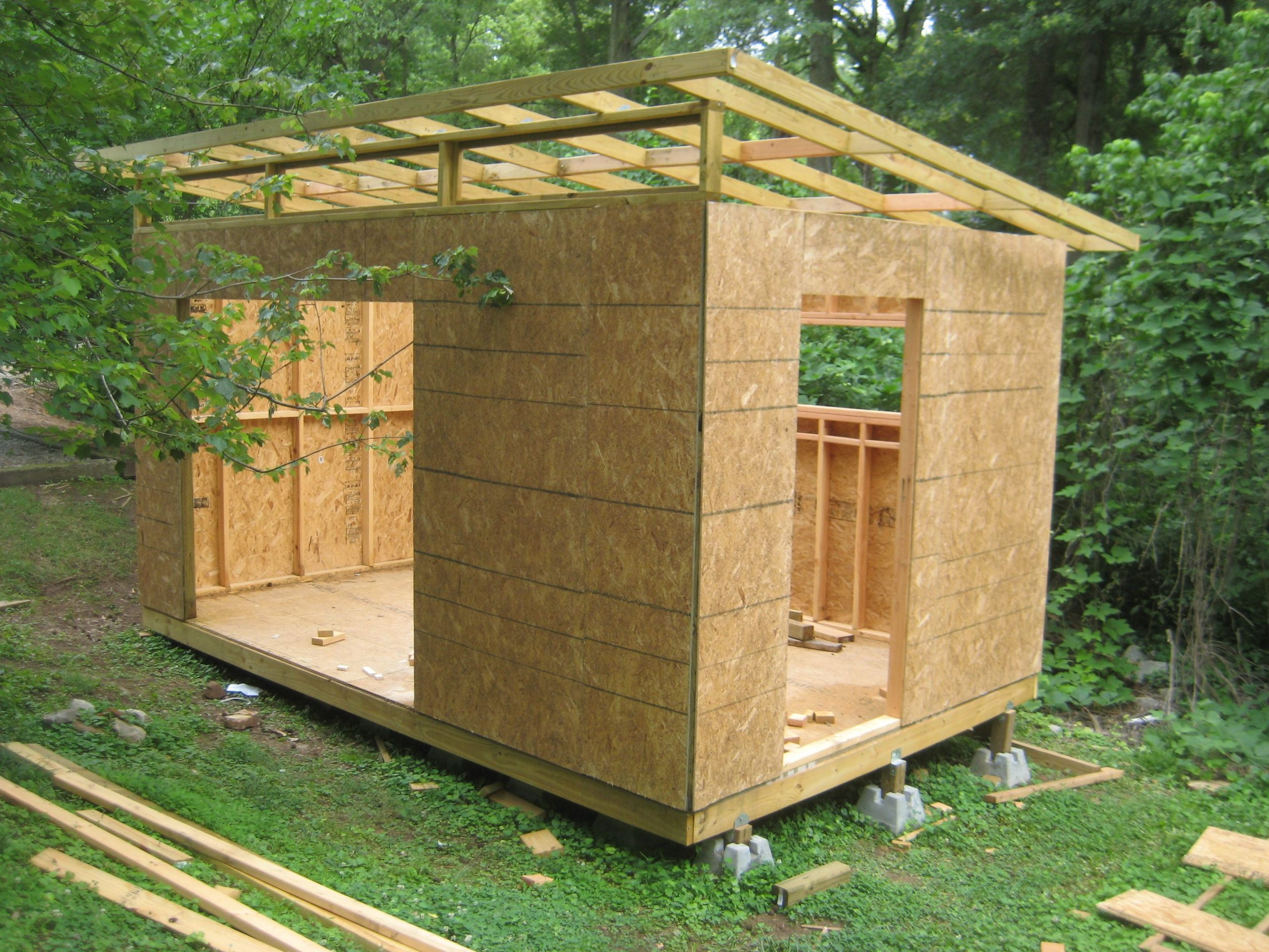 Simphome.com diy modern shed project construction pinterest shed plans within gardening shed ideas