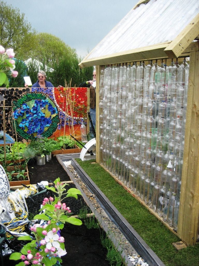 Simphome.com garden ideas from recycled materials greenhouse made from recycled throughout recycle ideas for garden