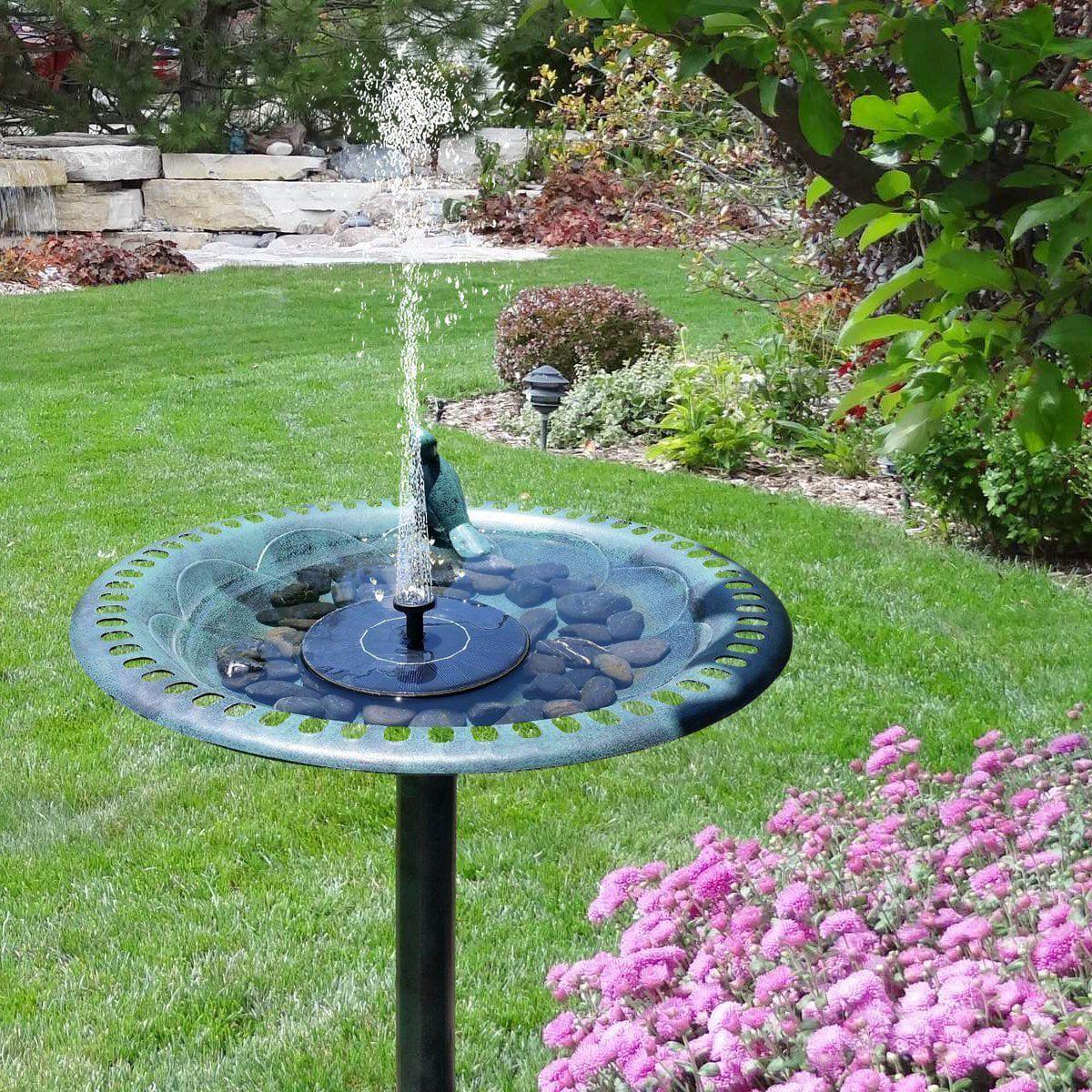 Simphome.com luxury bird garden decor garden ideas