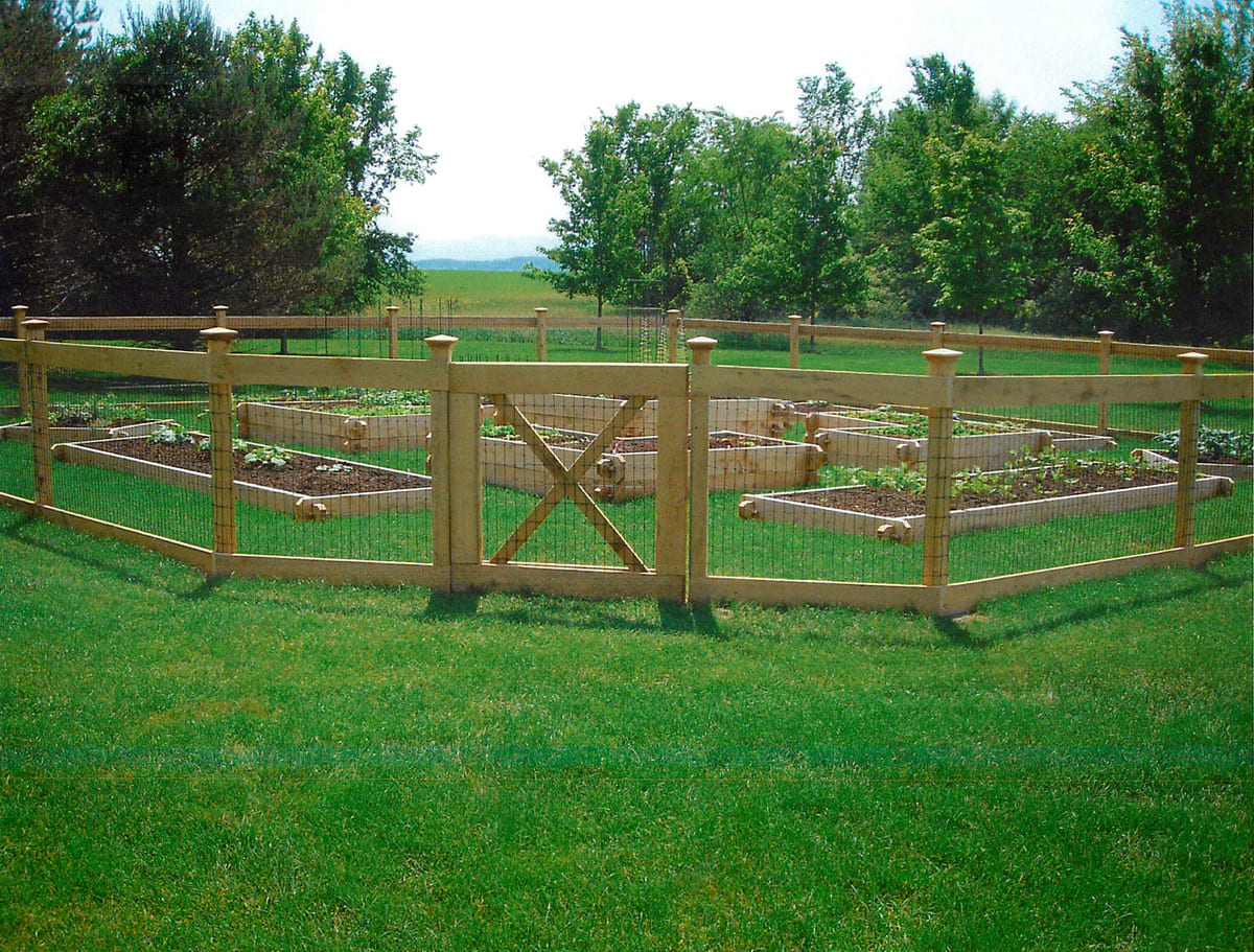 Simphome.com nice vegetable garden fence america underwater decor ideas for 2020 2021 2022
