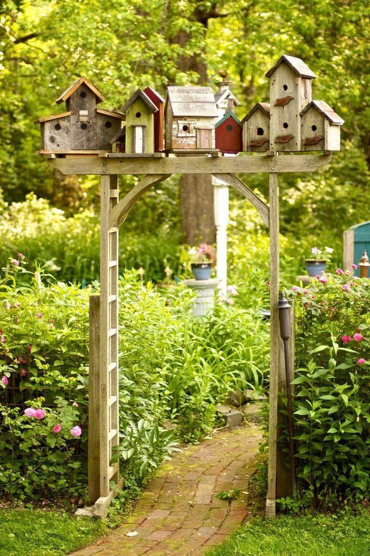 Simphome.com wonderful garden entry for you and the birds gardening for you in bird garden ideas