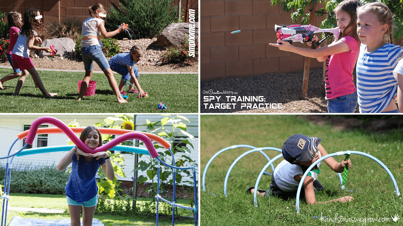 30 Genius Tricks Of How To Upgrade Backyard Obstacle Course Ideas Simphome