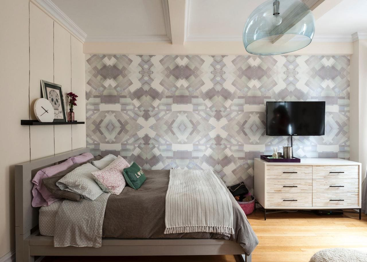2.Simphome.com Boost the Visual Interest with an Accent Wall