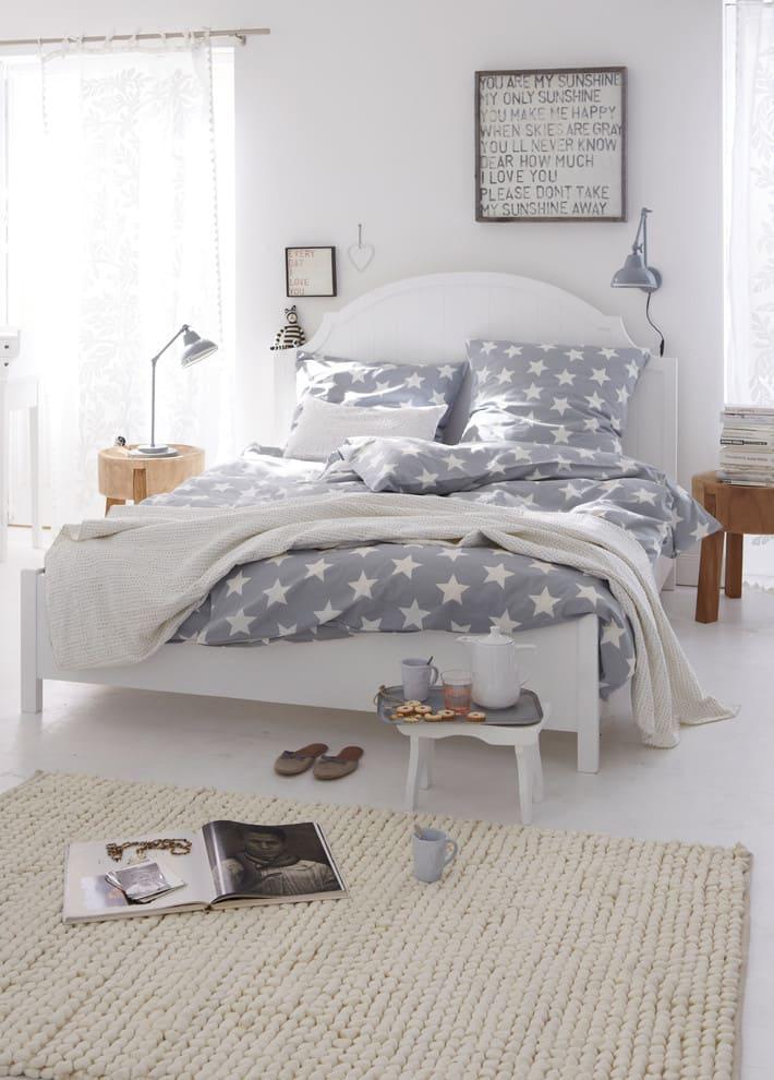 3. Neutral Bedroom Ideas for Teens via Simphome.com