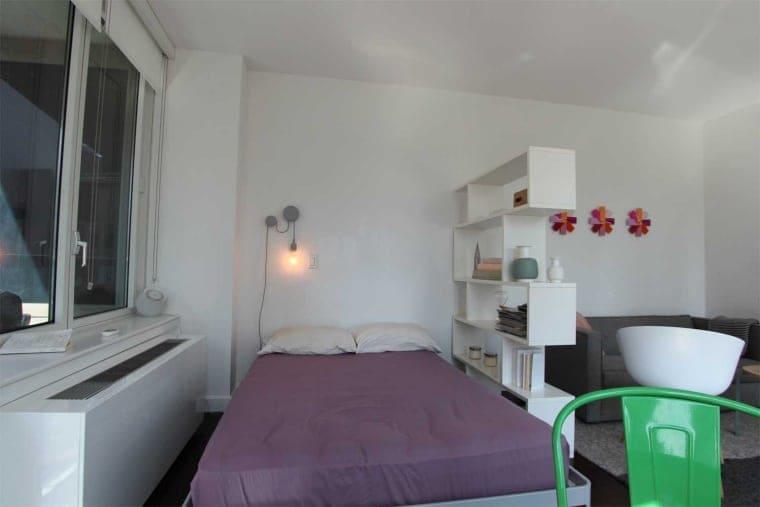 7.Simphome.com Multipurpose room divider idea