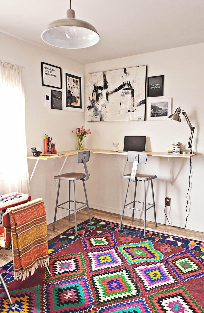 8.Simphome.com Corner Workstation 1