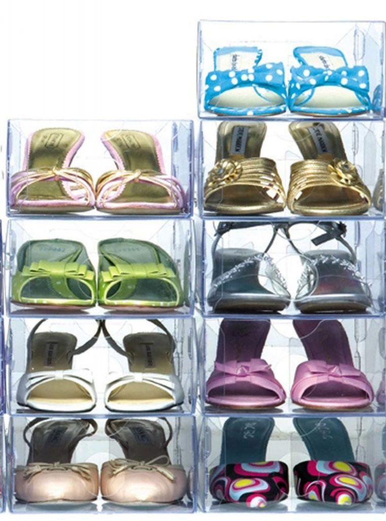 9.Organize Your Shoes by Simphome.com