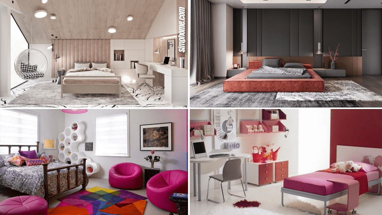 10 Modern Bedroom Accent Furniture Ideas By Simphome.com