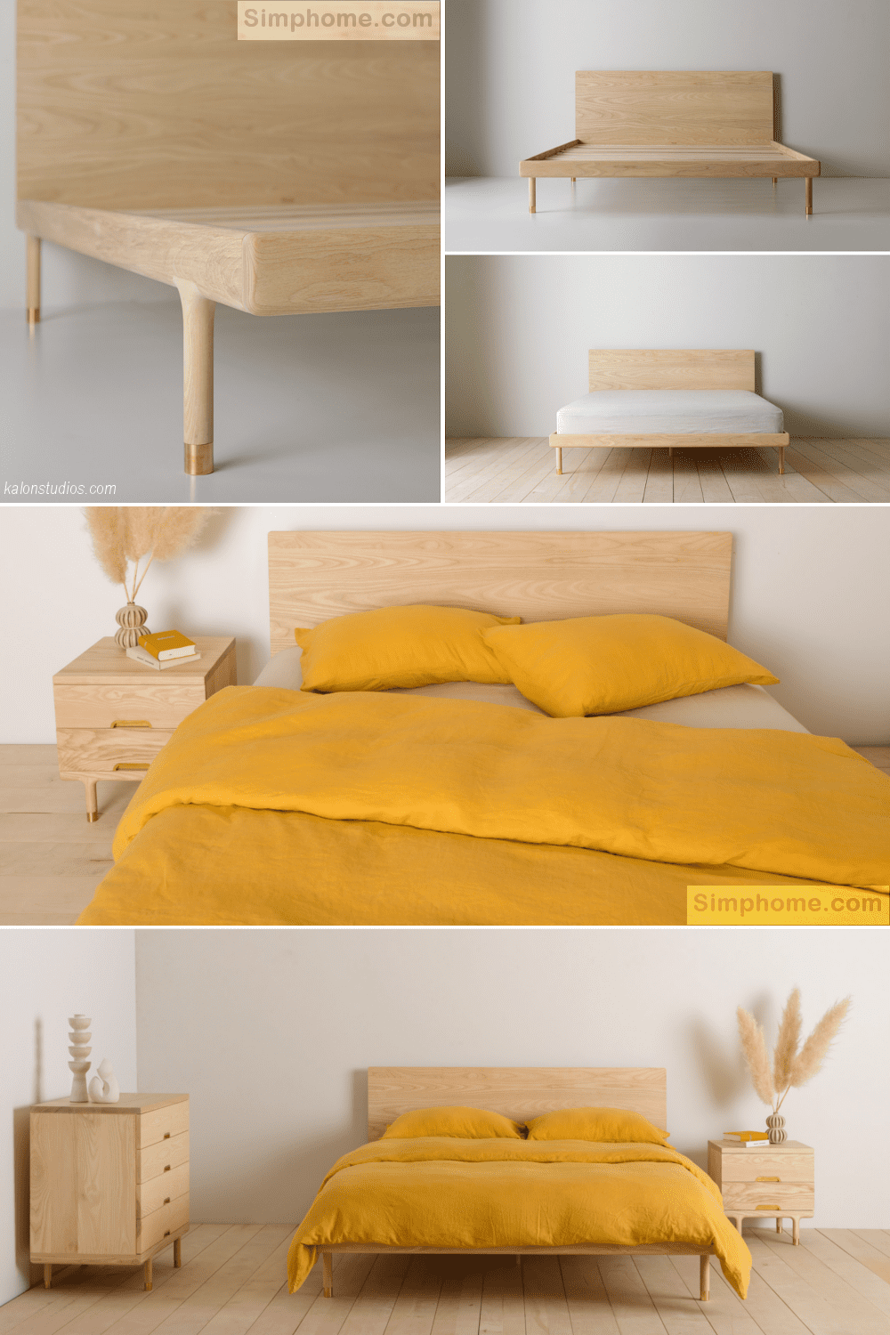 10.Simple yet Classy Bed Ideas