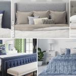 10 Bedroom Bedding Bed Ideas via Simphome.com