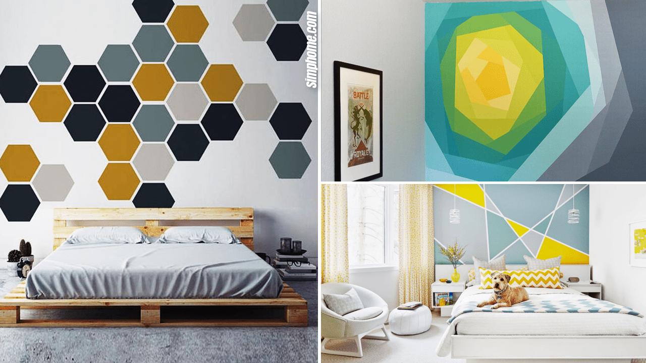 10 Bedroom Mural Ideas via Simphome.com Thumbnail