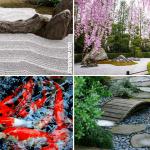 10 Japanese Garden style for Backyard idea via Simphome.com
