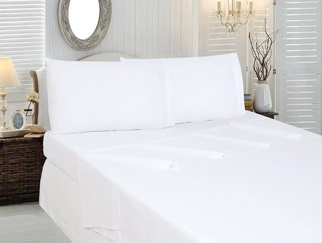 10.White never Goes Wrong via Simphome.com