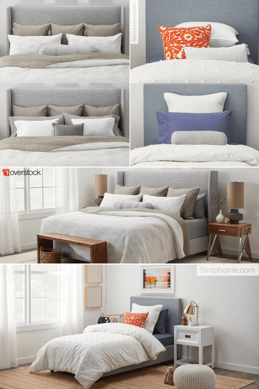 2.Arrange the Pillows in an Epic Way via Simphome.com