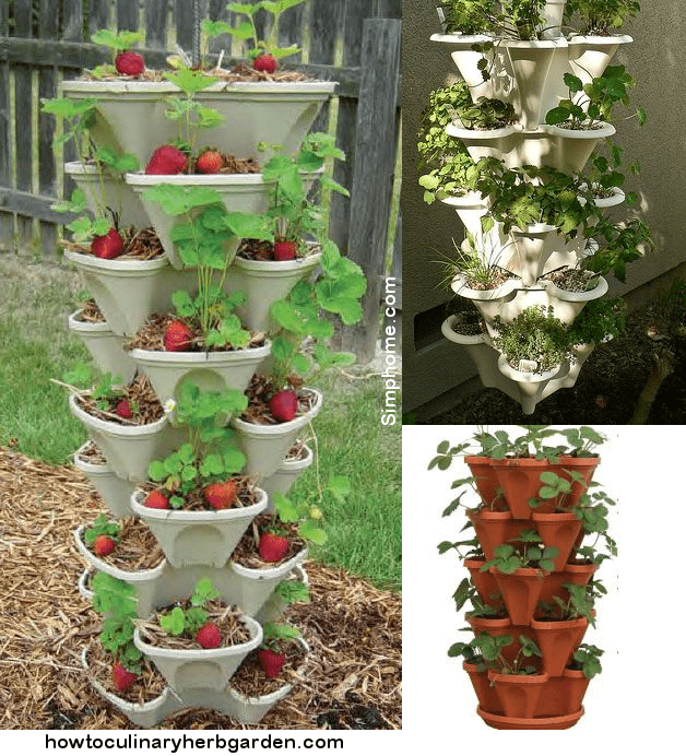 2.Hydroponics Herb Garden via Simphome.com